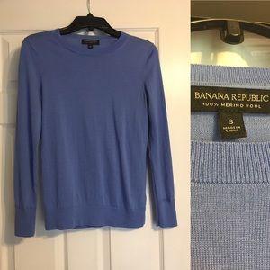 Banana Republic washable wool sweater, XS